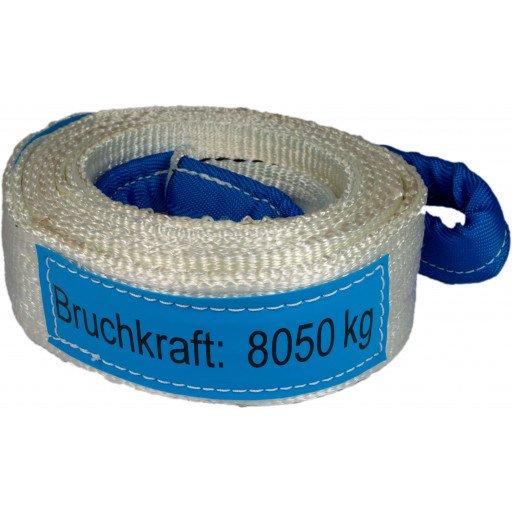 Bergegurt Elastic 60 mm breit, 3,00 meter