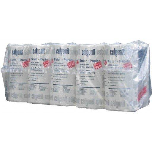 Calgonit Euterpapier, Doppelrolle