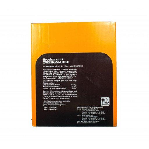 Brockmanns Zwergmarke - 2,5 kg