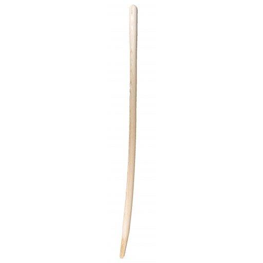 Mest vork schacht 120 cm, taps toelopende en geboord