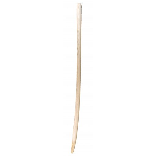 Mest vork schacht 135 cm, taps toelopende en geboord