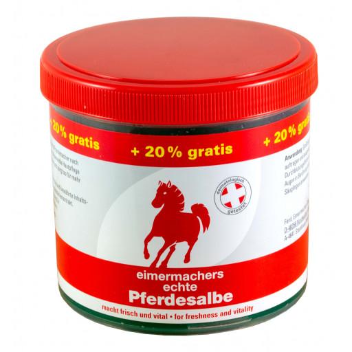 Paard zalf emmer makers 600 ml pot