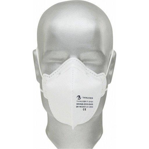 F-fijnstof-voudige modellen P2 Tector ® zonder ventiel - 2 stuks / pak