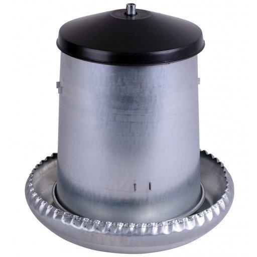 Pluimvee feeder 5 kg verzinkt