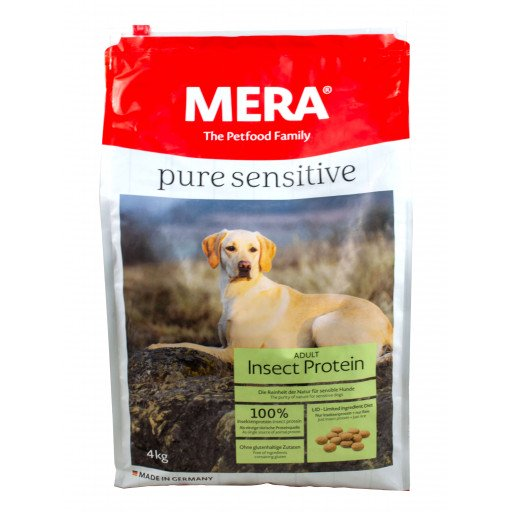 Mera pure sensitive Insect Protein 4 kg