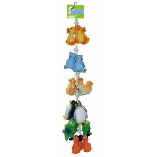 LaTeX speelgoed, gesorteerd op