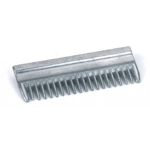 Mane kam gemaakt van aluminium (9 cm)