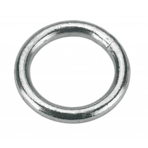Verzinkt ring 10 mm, SB Pack 3 stuks