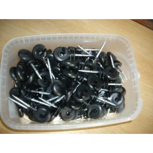 Ring isolator standaard, ronde - 100 stuks / emmer