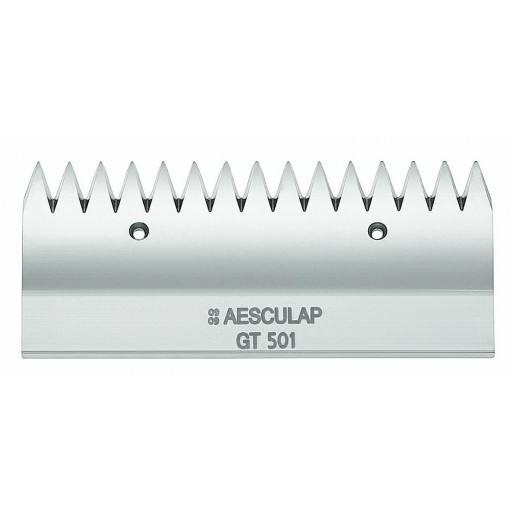 Aesculap cutter 501, 15 tanden, voor paarden en runderen