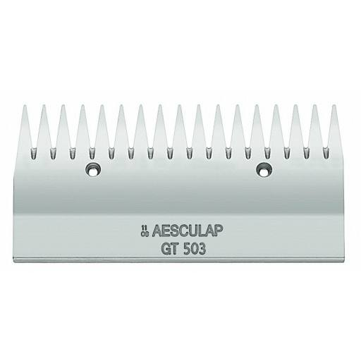 Aesculap cutter 503, 17 tanden, voor vee en schapen