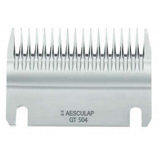 Aesculap cutter 504, 18 tanden voor vee en schapen