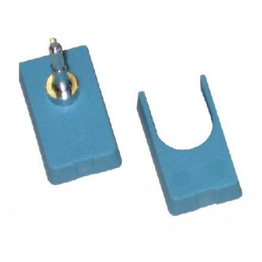 Primaflexzange ombouwkit blauw voor Allflex