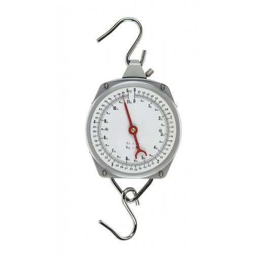 Aanwijzer 5 kg, afdeling 20 gram