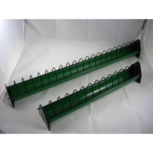 Kuikens voederen trog 75 cm Green