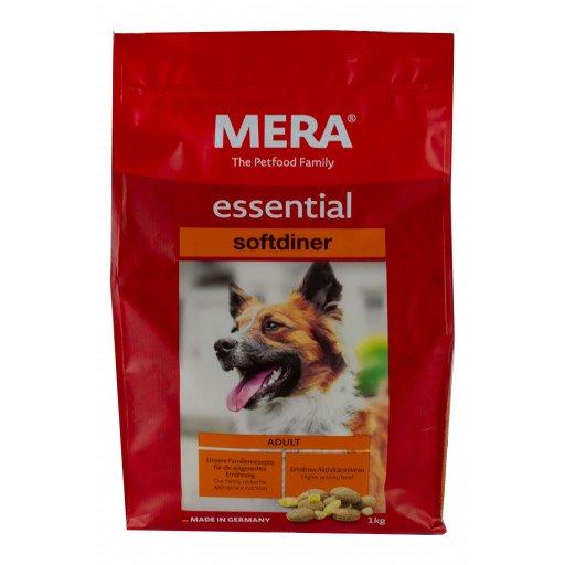 Mera Essential Softdiner - 1 kg Premium Hundefutter