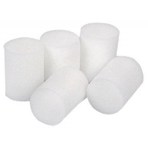 Pijp schoonmaak spons 70 mm, 10 stuks