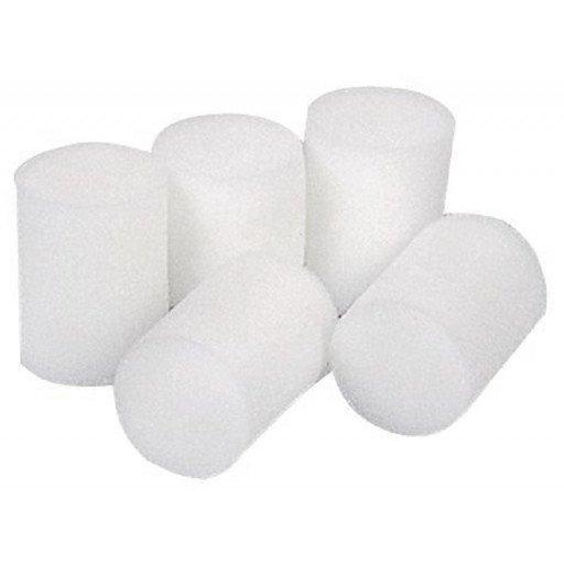 Pijp schoonmaak spons 50 mm, 10 stuks