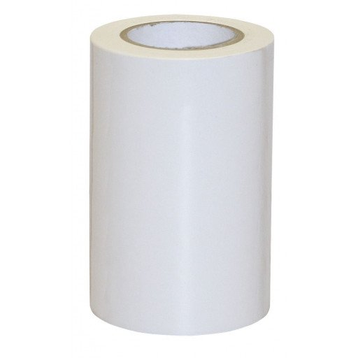Silo reparatie tape, witte 10 cm breed, 10 m lang