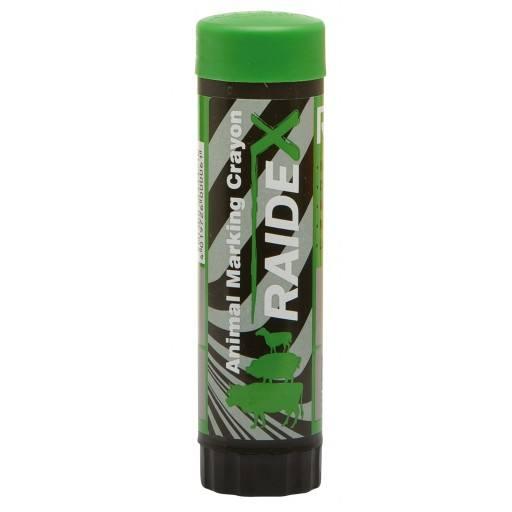 Vee pen Raidl, groen
