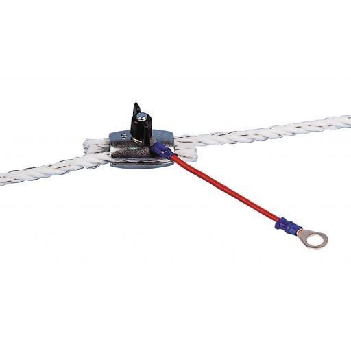 Hek kabelverbinding oogje/kabel
