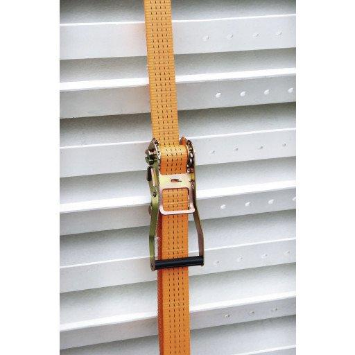 LASHING band 2, 1000 x 5 cm oranje, 4000 kg