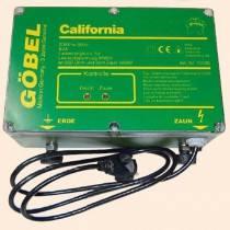 Californië N 6000, netwerkapparaat met CE teken - weide afrastering lader