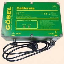 California N 9000 - elektrische omheining apparaat - tot 20km - 230V
