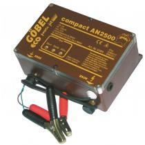 Compact tot 2500, batterij-apparaat, zonder een batterij voor 12 volt en 230 volt in één enkel apparaat