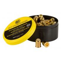 Cartridges kaliber 9 x 17 geel - 50 stuks / Pack