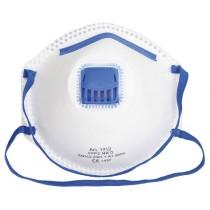 Gasmasker FFP 2D met klep - 10 Stück / Pack