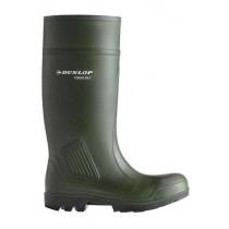 Dunlop ® Purofort S 5 professionele volledige veiligheid, grootte 48 - de oorspronkelijke Purofort Veiligheidslaarzen met stalen Cap & via cadans beschermer
