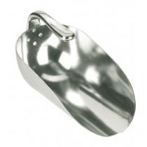 Wegen scoope met handvat - Aluminium 2000 g