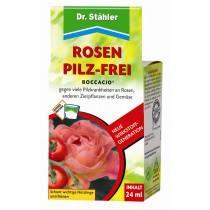 Boccaccio ® Roses Mushroom Vrij van Dr Stahler, 24 ml fles - suspensieconcentraat fungicide tegen schimmelziekten