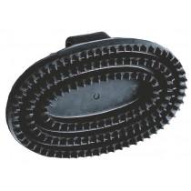 Rubber hondenhandschoen gemaakt van harde rubber