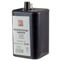 Blockbatterie 6 Volt 7 Ah