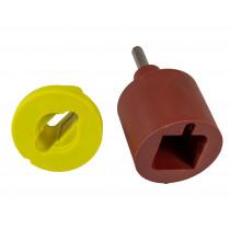 Isoflott Einschraubhilfe für alle Isolatoren
