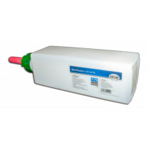 Gewa calf bottle 3 litre with handle - milk bottle for calves Calf drencher