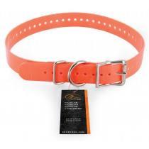 Sport hond kraag 2,5 cm oranje SAC30-13315