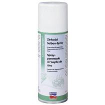 Zalven spuiten zinkoxide, Chinoseptan 200 ml