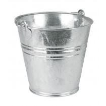 11 liter gegalvaniseerd water emmers