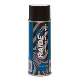 Vee ondertekenen spray Raidex 400 ml, blauw