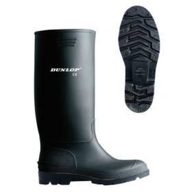 Dunlop® Pricemastor - Classic, hoge en waterdichte PVC werkschoenen