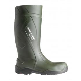 Dunlop® Purofort Plus S5 - Sicherheitsstiefel Purofort+ mit Stahlkappe und Durchtrittschutz (full safety)