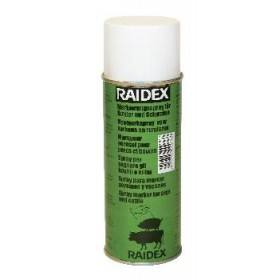 Vee ondertekenen spray Raidex 400 ml, groen