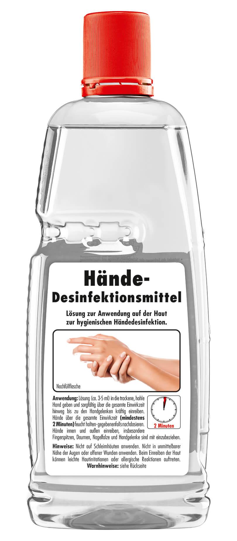 Handedesinfektion Myxal Sept Gel 1000 Ml Variofl 4260029171839
