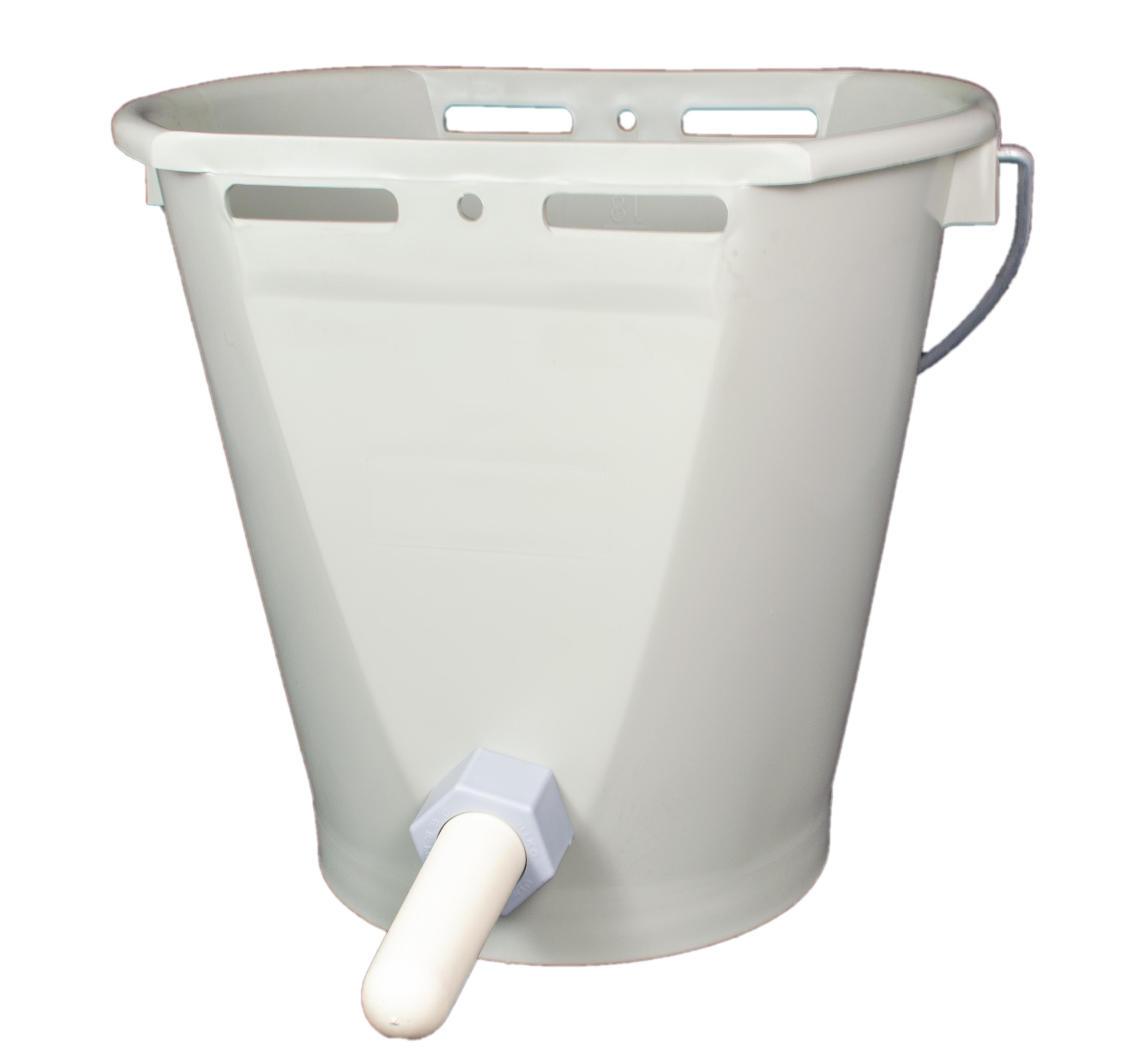 Hygieneventil für Tränkeeimer Kälbertränkeeimer