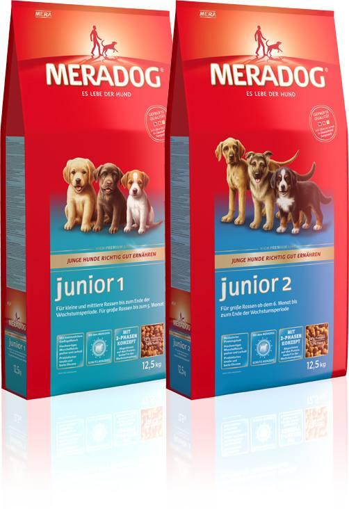 meradog care junior 1 12 5 kg welpenfutter glutenfrei. Black Bedroom Furniture Sets. Home Design Ideas