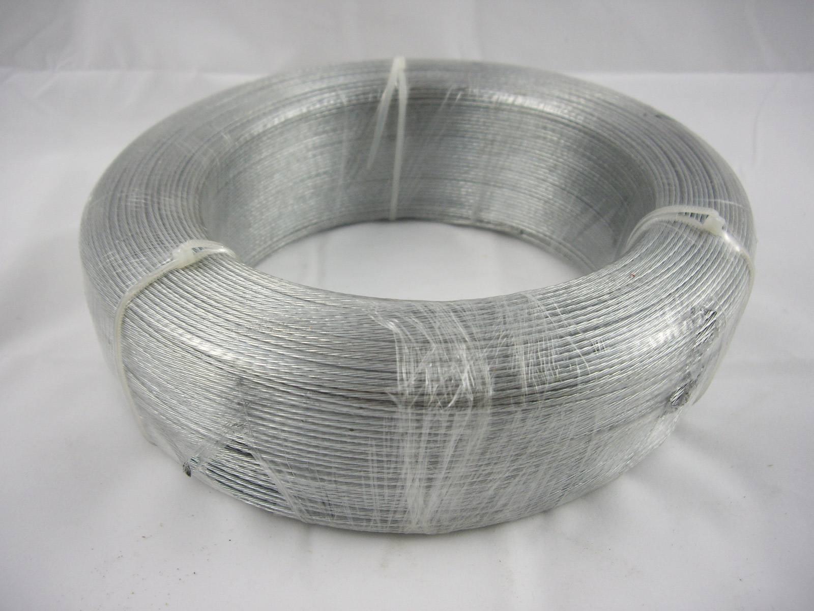 Drahtlitze 500 m x 1,5 mm, Litzen gebündelt - Draht für Weidezäune