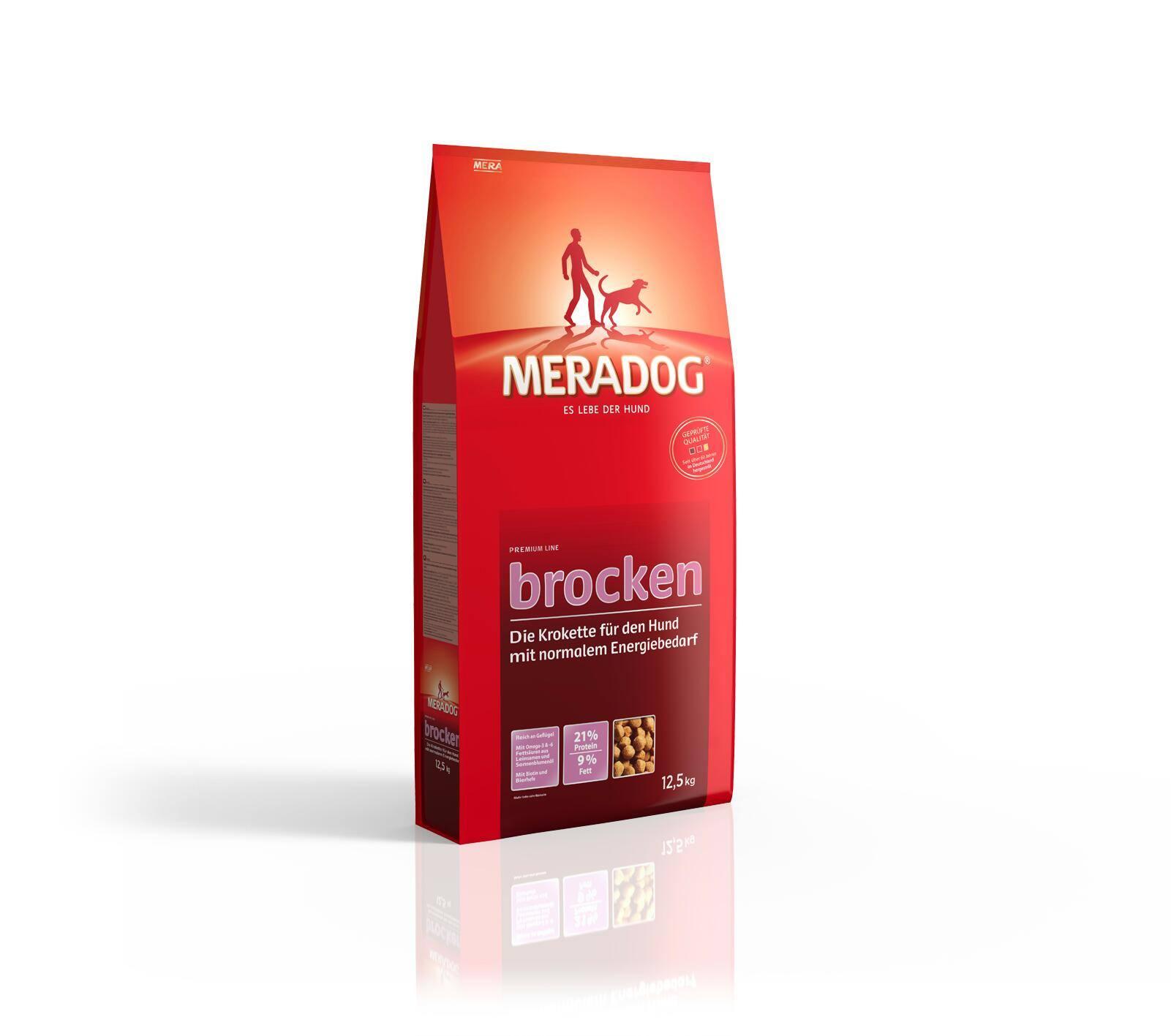 agrarking bietet meradog brocken 12 5 kg trockenfutter f r hunde. Black Bedroom Furniture Sets. Home Design Ideas
